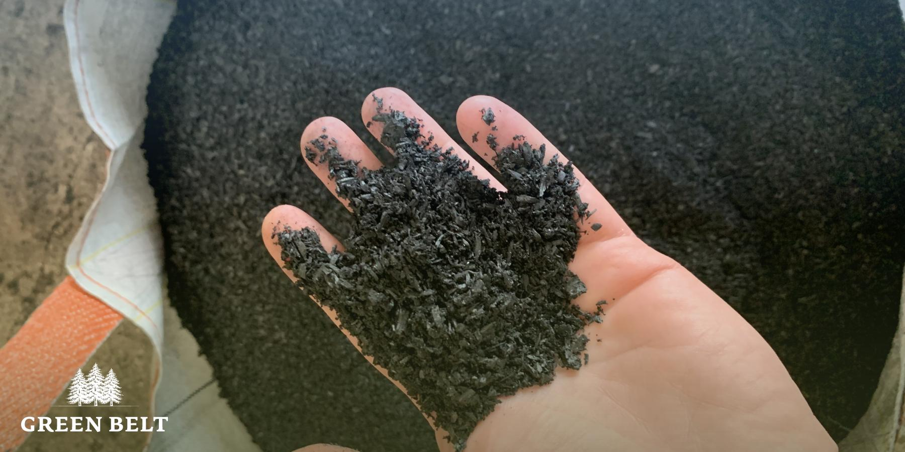 Biochar - naturally sourced and produced